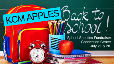 KCM Red Apple Program for School Supplies