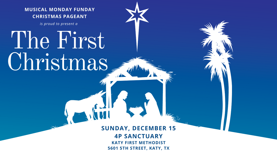 The First Christmas - Children's Pageant