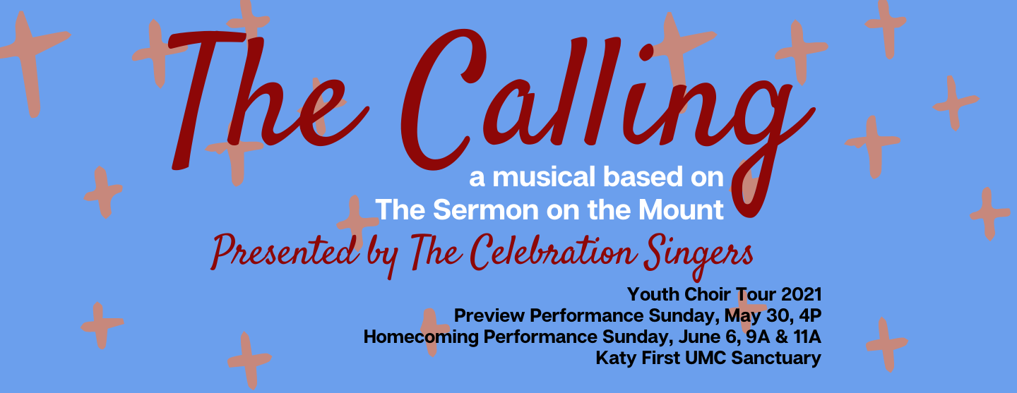 The Calling presented by Celebration Singers Youth Choir